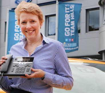 Armstrong Bell provides top marque telephone system for car dealership
