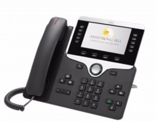 Enterprise - Unified Communications from Armstrong Bell - CISCO 8851