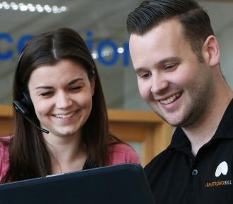 Armstrong Bell brings next-gen telecoms to South Bromsgrove school