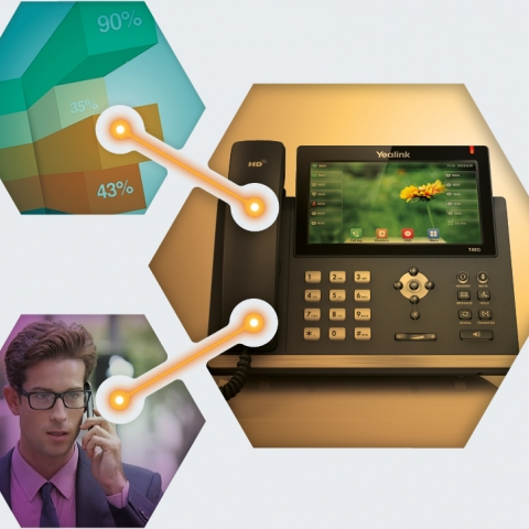 VoIP systems continue to save businesses time and money!