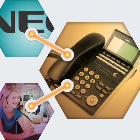 NEC SV9100 telephony from Armstrong Bell | it's the best in the business and our clients agree!