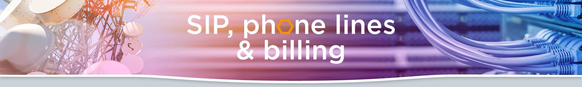 SIP Trunks Phone Lines Calls Billing Worcestershire -